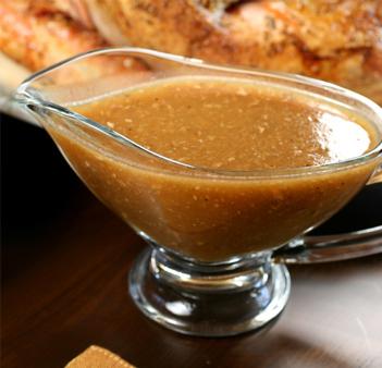 Turkey Giblet Gravy
