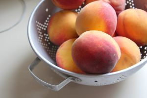 Peaches For Peach Jam