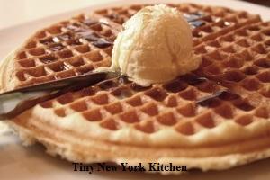 Sour Milk Waffles