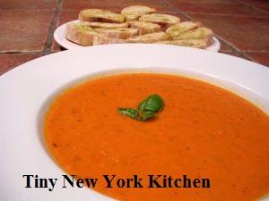 Tomato Bisque Soup