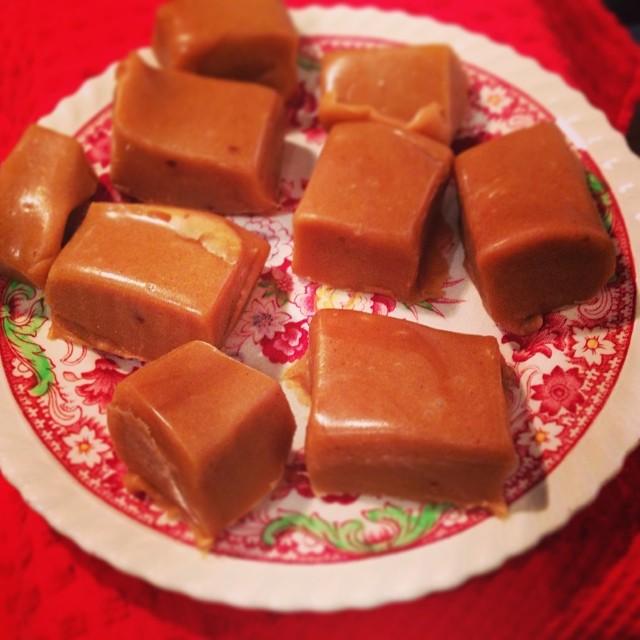 Peanut Butter Fudge 2