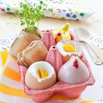 Easy Hard-Boiled Eggs