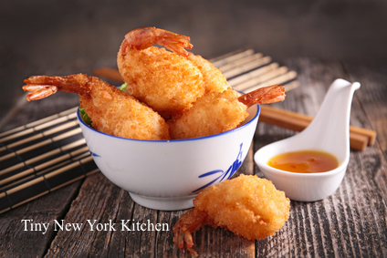 Coconut Shrimp With Thai Dipping Sauce