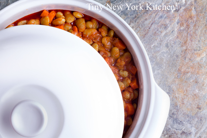 Italian Style Lima Beans