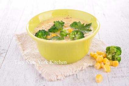 Broccoli Corn Soup