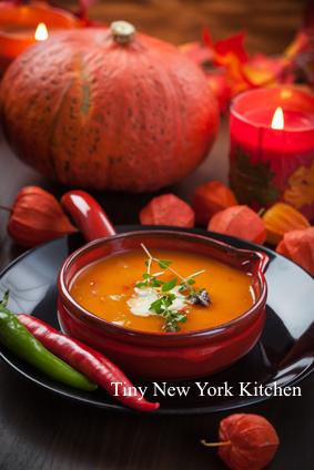 Perfect Pumpkin Soup