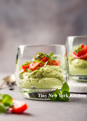 Zucchini, Mint & Yogurt Dip