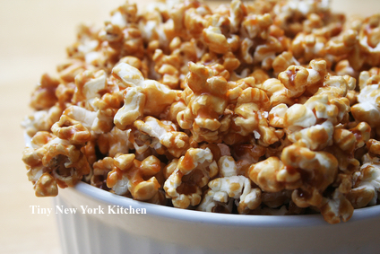 Maple Toffee Popcorn