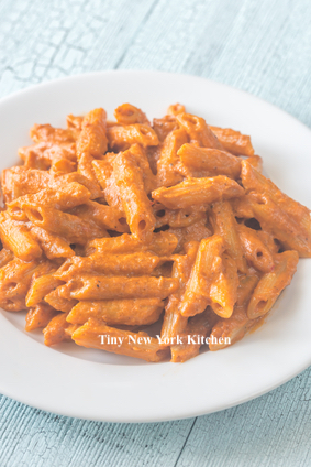 Penne With Easy Vodka Sauce