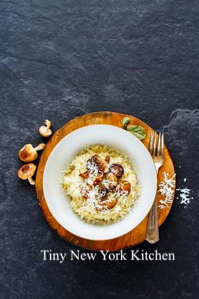 Muilti-Cooker Porcini Risotto