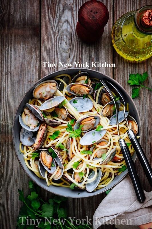 Clam Spaghetti copy