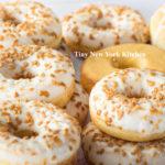 Baked Banana Nut Donuts copy