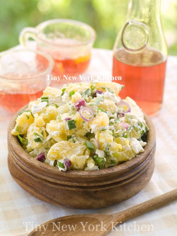 Easy Summer Potato Salad