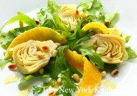 Artichoke & Rocket Salad