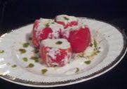 Burrata Stuffed Peppers