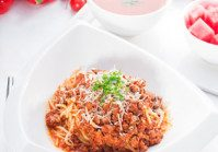 Beef & Pork Bolognese