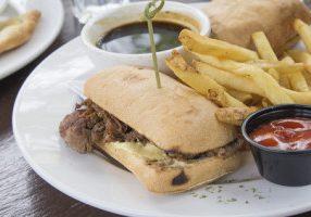 Philadelphia Cheesesteak Sandwiches