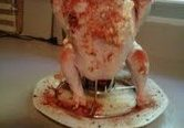 Beer Can Chicken 8