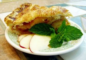 Thanksgivng Apple Pie