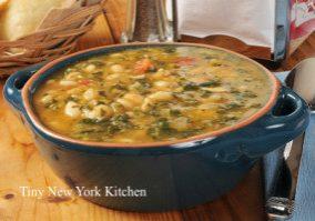 Cannellini Bean Soup