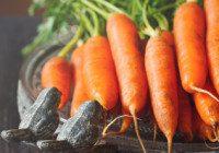 Lemon & Thyme Roasted Carrots