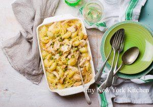 Chicken & Pasta Bake