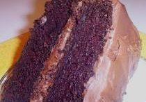 Chocolate Layer Cake 2