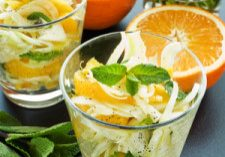 Citrus Salad With Shaved Fennel
