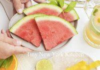Homemade Natural Fruit Pops