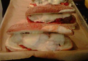 Italian Meatball Sandwiches