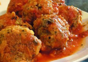 Italian Meatballs 2