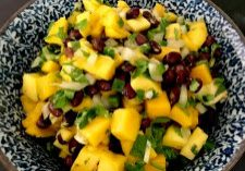 Jalapeño Mango Salad 6