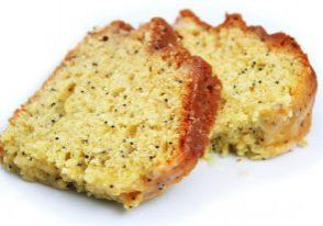 Lemon Poppy Seed Pound Cake