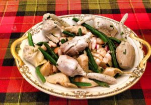 Mixed Bean & Artichoke Salad 2