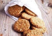 Oat Pecan Breakfast Cookies
