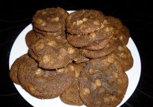 Root Beer Chocolate Chip Cookies