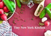 Pickled Radishes & Cucumbers
