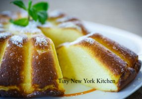 Brandy Pudding Cake