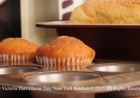 Pumpkin & Berry Muffins