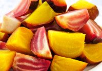 Presidents' Day Roasted Root Vegetables