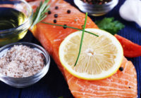 Roasted Salmon With Citrus