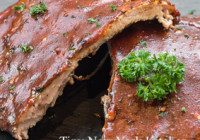 Root Beer Glazed Ribs