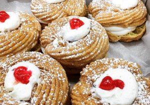 Saint Joseph's Day Pastry