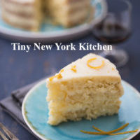 Semolina Citrus Cake copy
