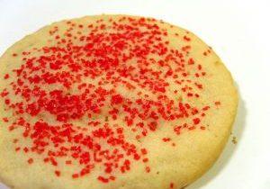Sentimental Sugar Cookies