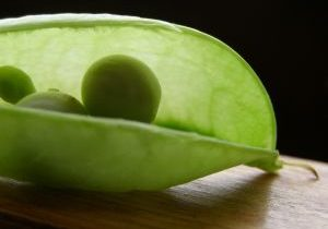 Simple Green Pea Salad