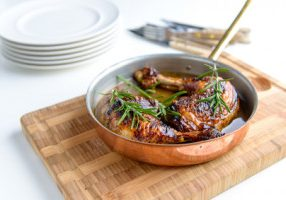 Nana's Smothered Chicken