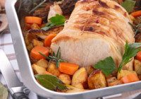 Spicy Pork With Parsnips & Potatoes