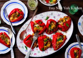 Spicy Southwestern Stuffed Peppers