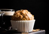 Squash, Ginger, Coconut Muffins